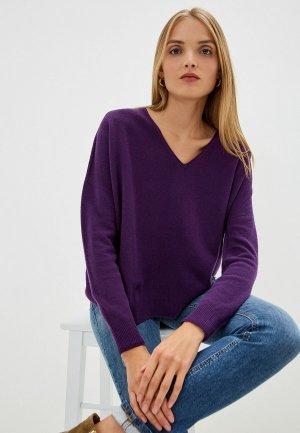 Пуловер Liu Jo. Цвет: фиолетовый