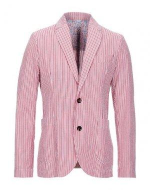 Пиджак KOON. Цвет: красный