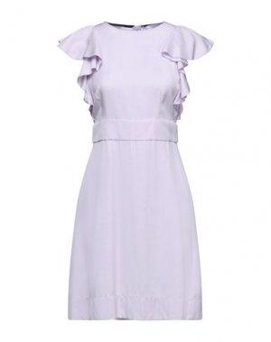Короткое платье KAOS. Цвет: сиреневый