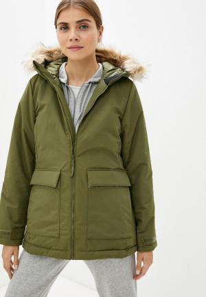 Куртка утепленная adidas W UTILITAS HO P. Цвет: хаки