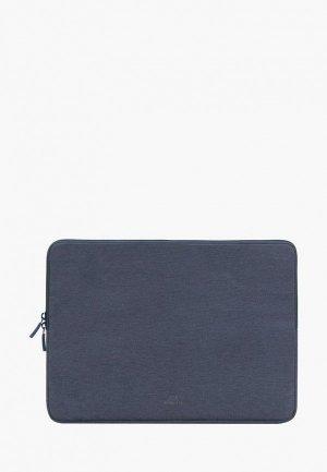 Чехол для ноутбука Rivacase. Цвет: синий