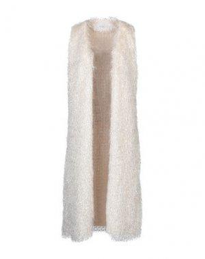 Легкое пальто KAOS. Цвет: слоновая кость