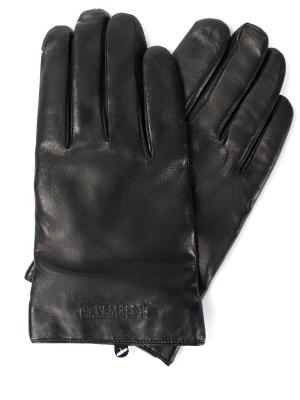 Кожаные перчатки DIRK BIKKEMBERGS