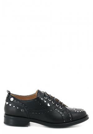 Ботинки MOSCHINO Love. Цвет: черный