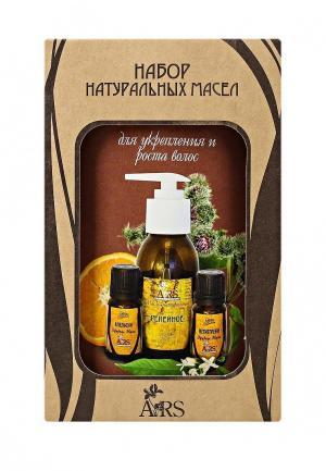 Масло для волос ARS укрепления и роста коробка 100 мл 10