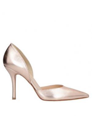 Туфли BAGATT. Цвет: пастельно-розовый