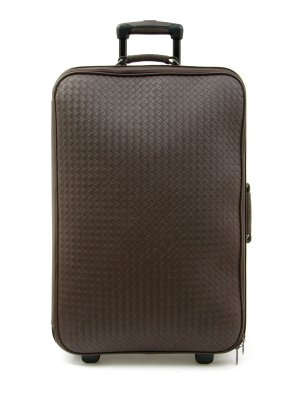Кожаный чемодан BOTTEGA VENETA
