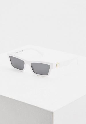 Очки солнцезащитные Versace VE4362 401/87. Цвет: белый