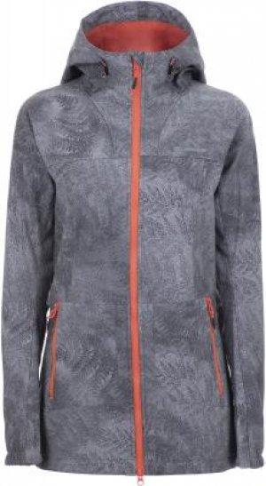 Ветровка женская , размер 48 Outventure. Цвет: серый