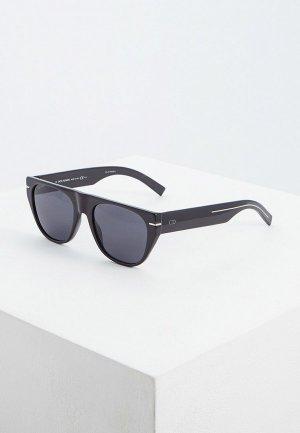 Очки солнцезащитные Christian Dior Homme BLACKTIE257S 807. Цвет: черный
