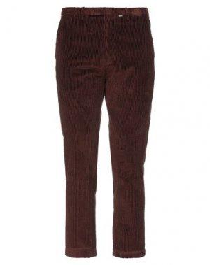 Повседневные брюки CINQUE. Цвет: какао