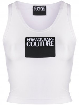 VERSACE JEANS COUTURE D3HVA66304745003 003 WHITE Natural (Vegetable)->Cotton. Цвет: белый