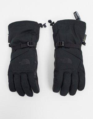 Черные перчатки -Черный The North Face
