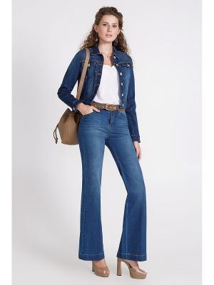 Джинсовая куртка Concept Club. Цвет: синий