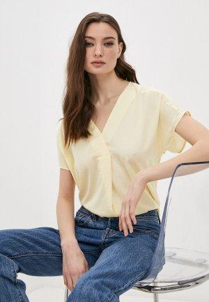 Блуза InWear. Цвет: желтый