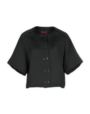 Куртка WTR. Цвет: темно-зеленый
