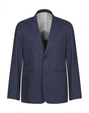 Пиджак CORELATE. Цвет: синий
