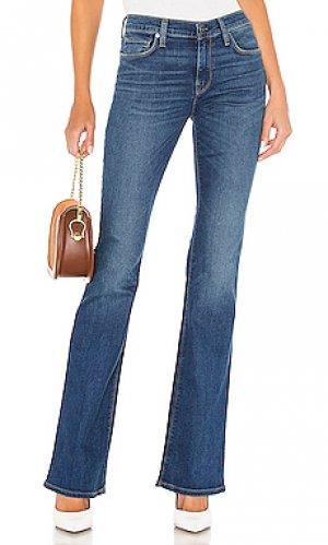 Джинсы буткат drew Hudson Jeans. Цвет: none
