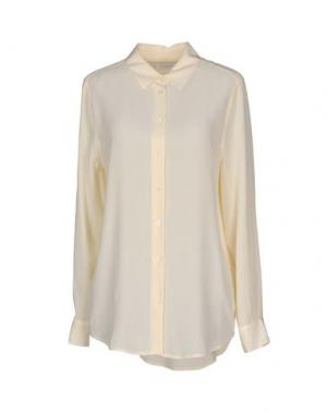 Pубашка EQUIPMENT. Цвет: светло-желтый