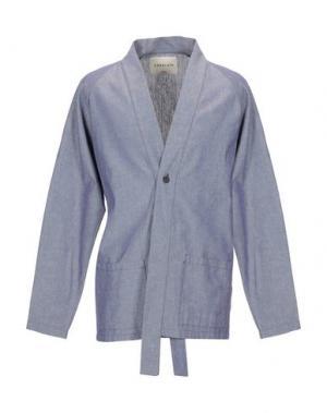 Пиджак CORELATE. Цвет: грифельно-синий