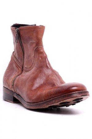 Ботинки AREA FORTE. Цвет: оранжевый