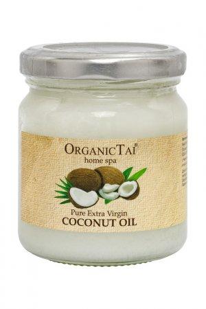 Кокосовое масло, 200 мл Organic Tai. Цвет: мультиколор