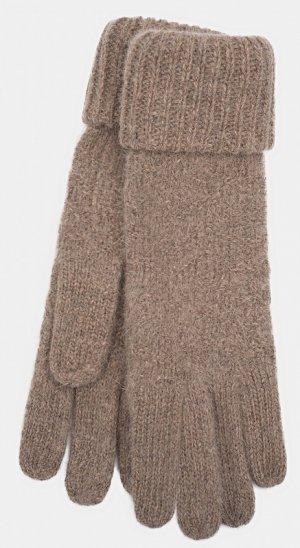Перчатки Ralf Ringer. Цвет: коричневый