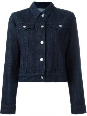 Джинсовая куртка Tiger Kenzo. Цвет: синий