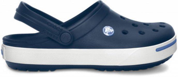 Шлепанцы Crocband II, размер 37-38 Crocs. Цвет: синий