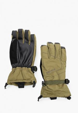 Перчатки горнолыжные Burton MB PROFILE GLV. Цвет: хаки