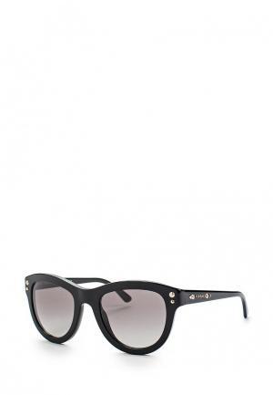Очки солнцезащитные Versace 0VE4291 GB1/11. Цвет: черный