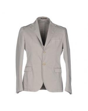 Пиджак JULIAN KEEN. Цвет: светло-серый