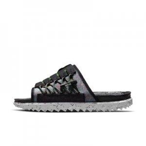 Мужские шлепанцы Asuna Crater - Черный Nike