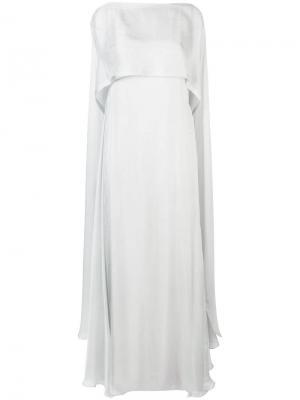 Длинное платье без рукавов Irina Schrotter