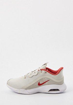 Кроссовки Nike WMNS AIR MAX VOLLEY. Цвет: серый
