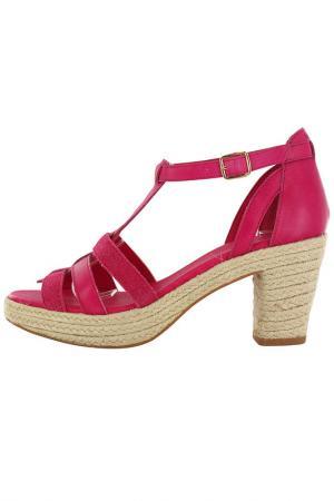 Босоножки Flip Flop. Цвет: розовый