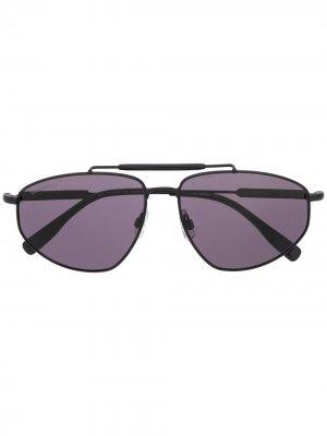Солнцезащитные очки Jeff Dsquared2 Eyewear. Цвет: черный