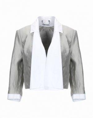 Пиджак CHALAYAN. Цвет: светло-серый