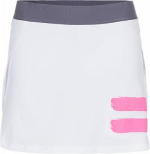 Юбка-шорты женская Perf Panel, размер 42-44 Babolat. Цвет: белый