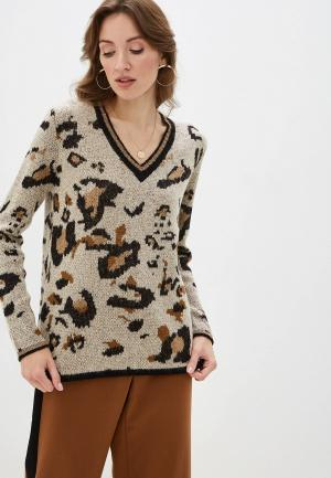 Пуловер Gerry Weber. Цвет: бежевый
