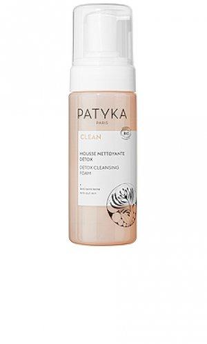Пенное очищающее средство для лица detox Patyka. Цвет: beauty: na