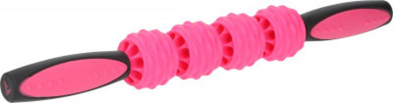 Ручной массажер с двумя ручками Demix. Цвет: розовый