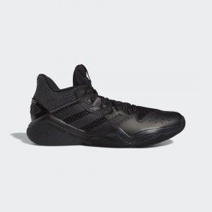 Баскетбольные кроссовки Harden Stepback Performance adidas. Цвет: черный