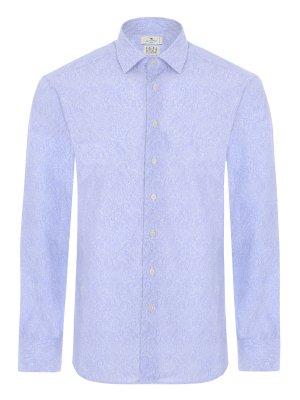Рубашка Slim Fit хлопковая ETRO