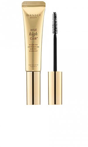 Тушь для ресниц mile high club volume and length mascara Wander Beauty. Цвет: черный