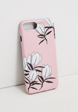 Чехол для iPhone Furla PLUS. Цвет: розовый