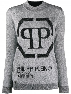 Пуловер с круглым вырезом Philipp Plein