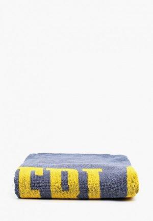 Полотенце Everlast 130*70 см. Цвет: серый