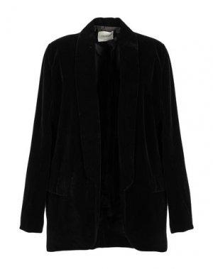 Пиджак H2O ITALIA. Цвет: черный