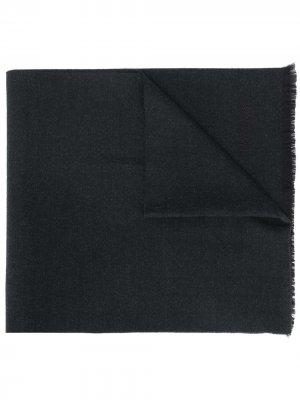 Churchs шарф с вышитым логотипом Church's. Цвет: черный